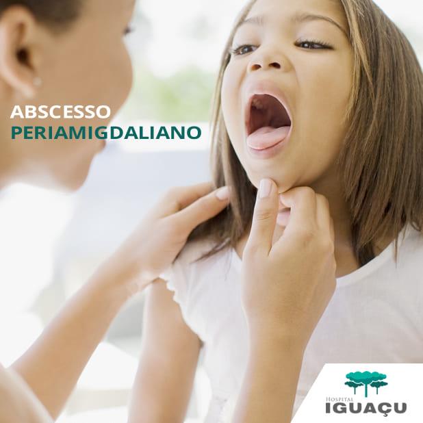 Abscesso Periamigdaliano