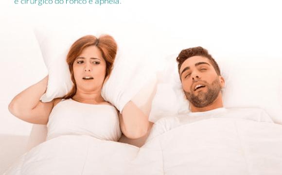 Ronco e Apneia Obstrutiva do Sono