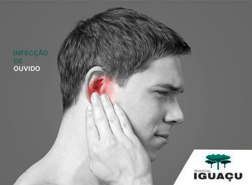 Infecção de Ouvido