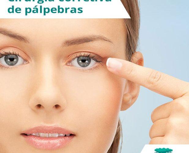 Cirurgia Corretiva de Pálpebras