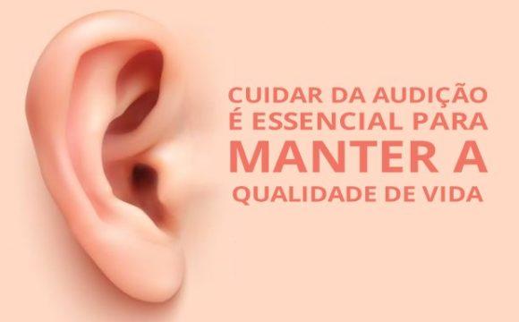 Cuidar da audição é essencial para manter a qualidade de vida