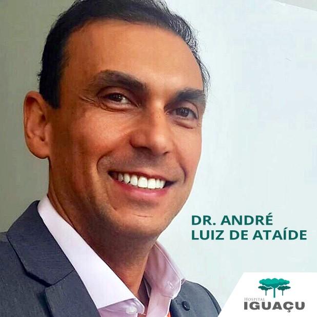 Dr. André Luis de Ataíde, Parabéns!