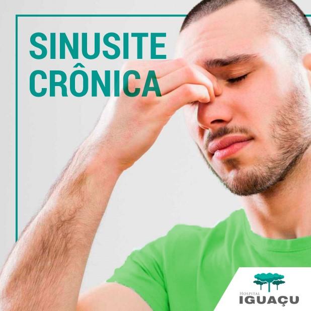 Sinusite Crônica