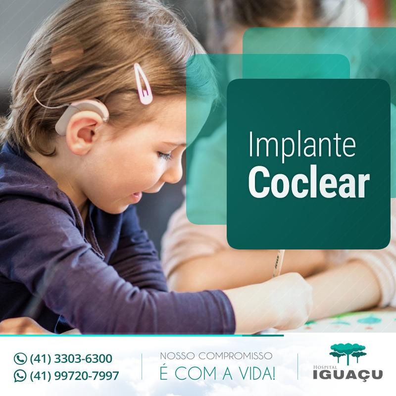 Implante Coclear: Saiba o que é e como funciona